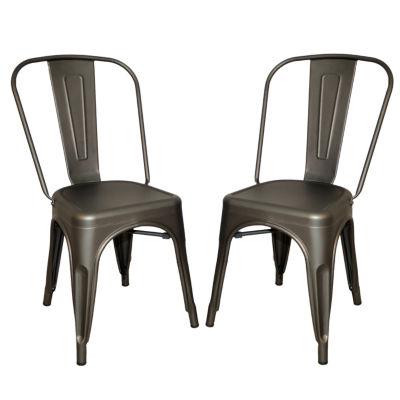 Aryan Stacking Chair Set
