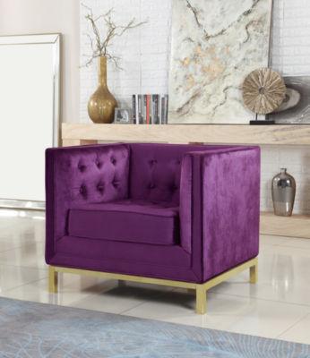 Dafna Tufted Club Chair