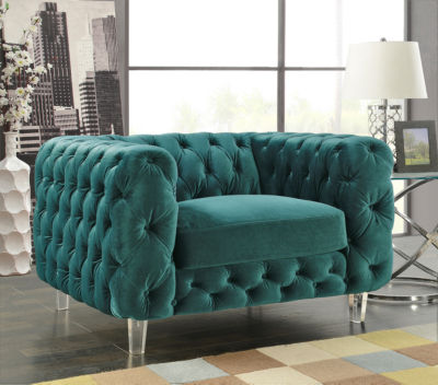 Syracus Tufted Club Chair