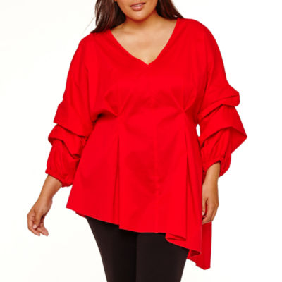 Project Runway Tunic Top - Plus