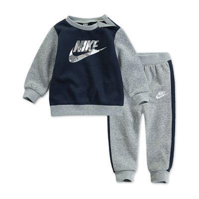 Nike 2-pc. Logo Pant Set Baby Boys