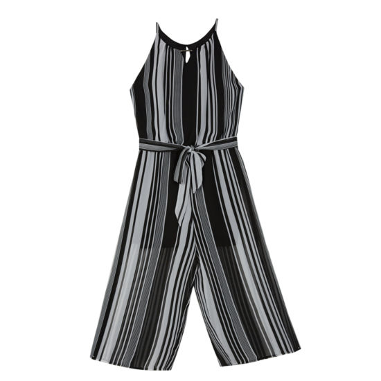 by&by girl Sleeveless Jumpsuit - Big Kid
