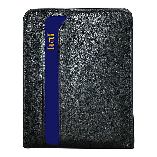 Buxton® Emblem Front Pocket Wallet