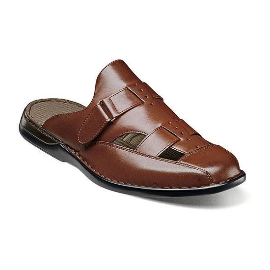 Stacy Adams Mens Alba Slip-On Shoe Closed Toe