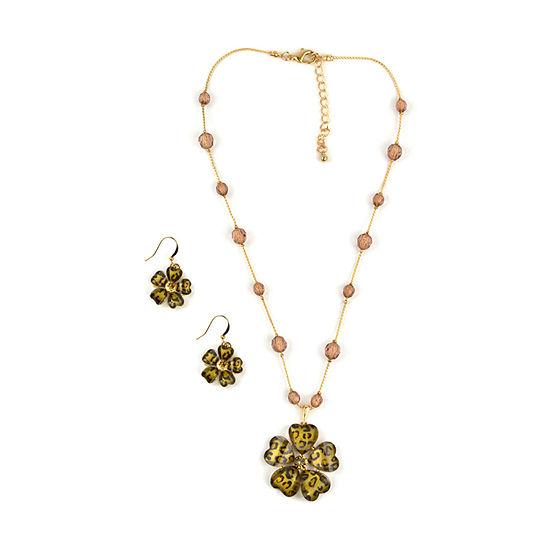 Mixit Gold Tone 2-pc. Jewelry Set