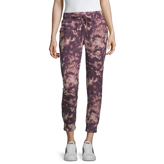 a3ab266bc58a2f Flirtitude Womens Mid Rise Jogger Pant-Juniors - JCPenney