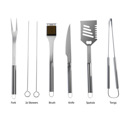 Home Complete Grilling Tools Grill Set