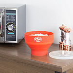 Chef Buddy Microwave Popcorn Popper Prep Bowl