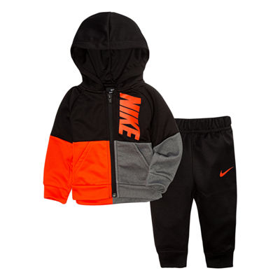 Nike Baby Boy 2-pc. Logo Pant Set Boys