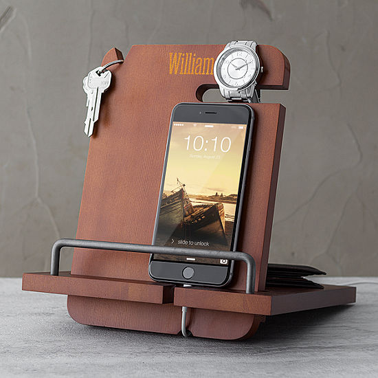 Cathy's Concepts Personalized Docking Station