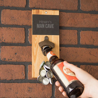 Cathy's Concepts Personalized Wall Bottle Opener