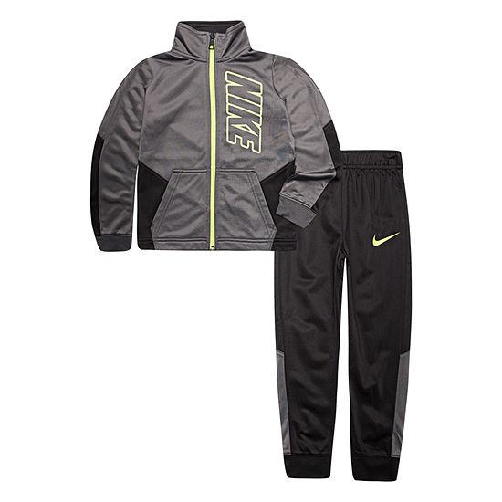 Nike Little Boys 2-pc. Bodysuit Set