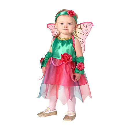 Fairy Princess Infant Costume Girls Costume, 6-12 Months , Multiple Colors