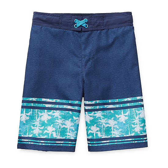 Arizona-Big Kid Boys Husky Swim Trunks