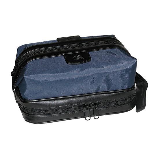 DOPP® Business Class Collection Bottom Zip Toiletry Bag