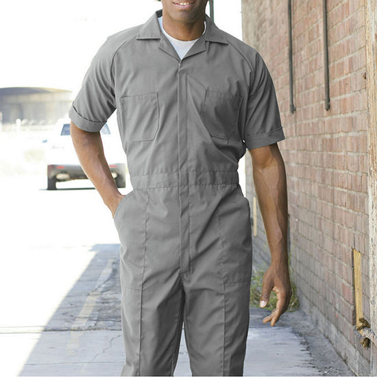 Sweet Company Short Sleeve Workwear Coveralls- Short Length