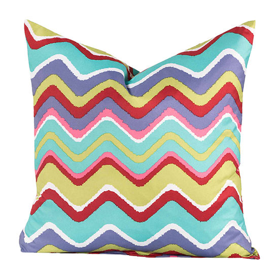 Crayola Mixed Palatte Throw Pillow