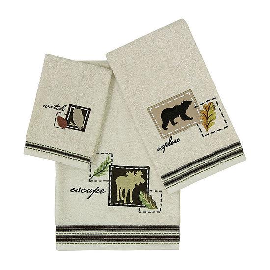Bacova Exploring Critters Bath Towels
