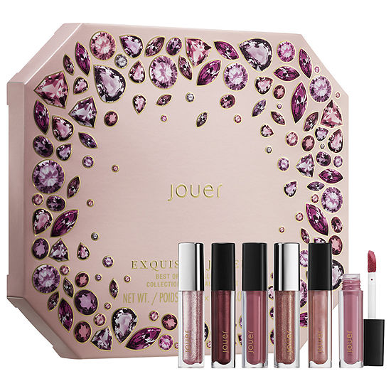 Jouer Cosmetics Exquisite Jewels Best of Lips Collection