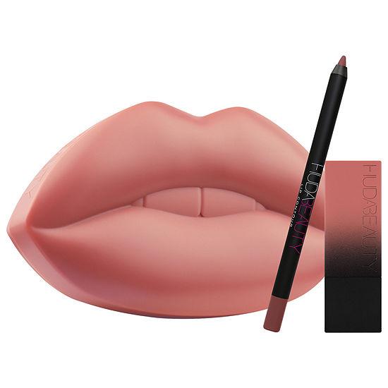 HUDA BEAUTY Throwback Lip Kit ($44.00 value)