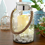 Apothecary String Lights Led 10ft Silver Candle Holder