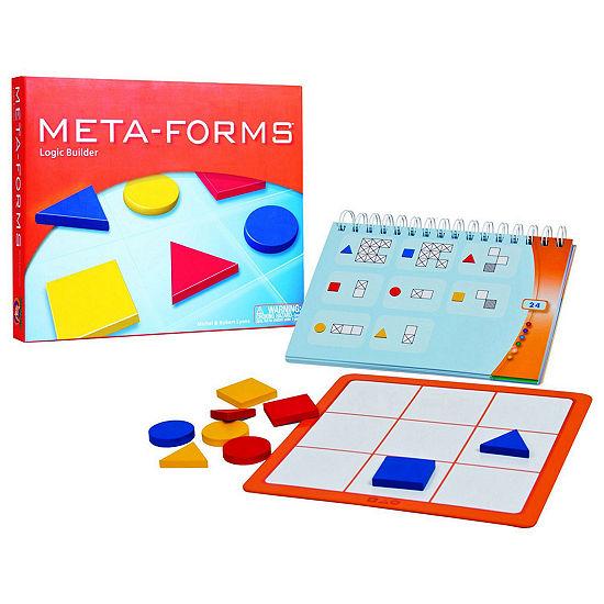 Meta-Forms Puzzle-Solving Brain Builder Game