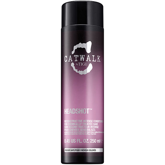 Catwalk By Tigi Headshot Reconstructive Intense Conditioner 845 Oz