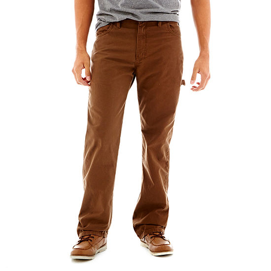 Dickies® Relaxed Fit Straight Leg Carpenter Duck Jeans