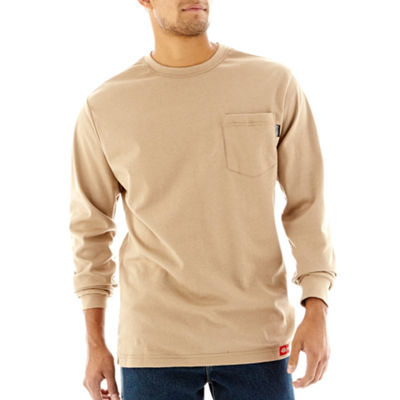 Dickies® Flame-Resistant Long-Sleeve Tee