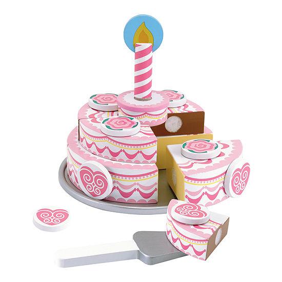 Melissa & Doug Triple-Layer Party Cake