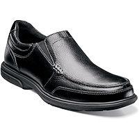 Nunn Bush Mens Carter Moc Toe Casual Slip-On Shoes