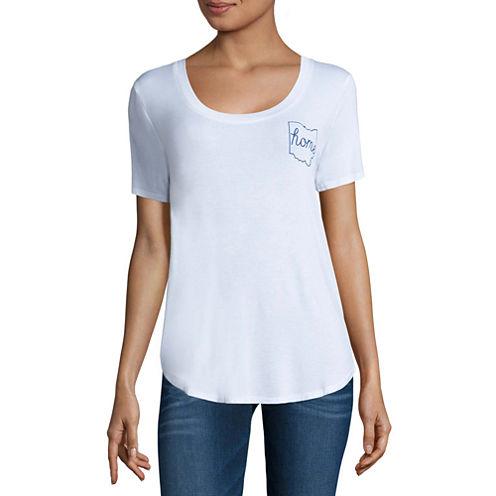 Ohio Graphic T-Shirt- Juniors