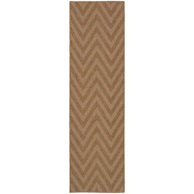 Covington Home Isla Chevron Rectangular Rug