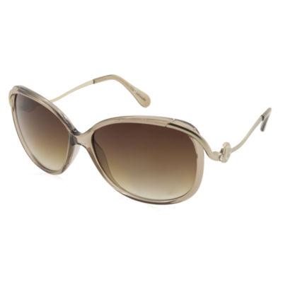 Guess Sunglasses - 1105 / Frame: Grey Lens: Brown Gradient