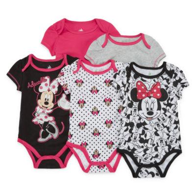 Disney Minnie Mouse Bodysuit - Baby