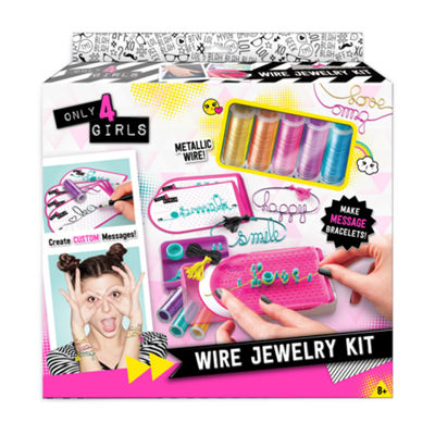 Only 4 Girls - Wire Jewelry Kit
