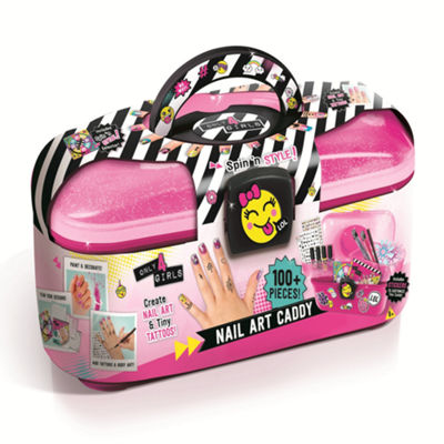 Only 4 Girls - Nail Art Caddy Set