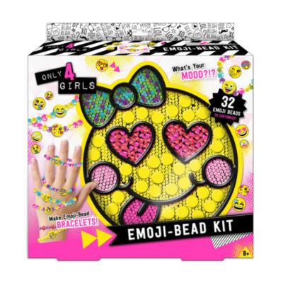 Only 4 Girls - Emoji Bead Kit