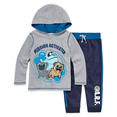 Disney by Okie Dokie Paw Patrol 2-pc. Pant Set Toddler Boys
