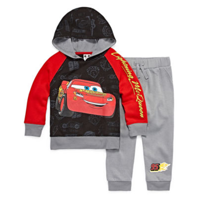 Disney by Okie Dokie Cars 2-pc. Pant Set Toddler Boys