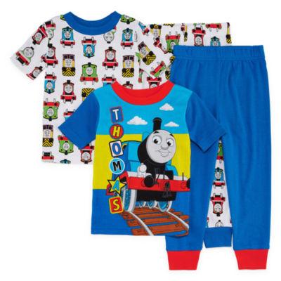 Thomas The Train 4-pc. Thomas and Friends Pajama Set Boys