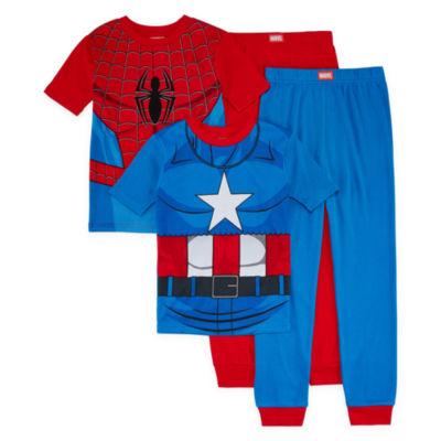 4-pc. Pajama Set Boys