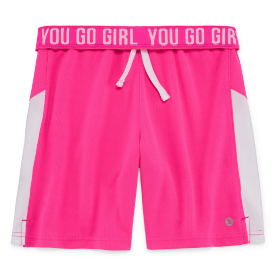 Xersion Basketball Shorts - Girls' 4-16 and Plus