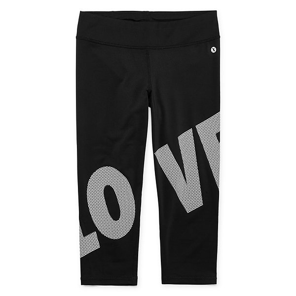 Xersion Performance Capris - Girls' Sizes 4-16 and Plus