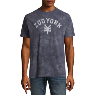 Zoo York Short Sleeve Crew Neck T-Shirt