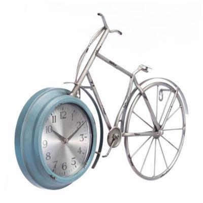 Bicycle Tabletop Clock