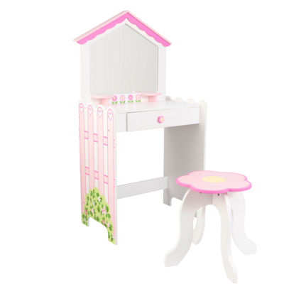 Kidkraft Dollhouse Vanity and Stool