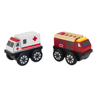 KidKraft Vehicle Play Set - Rescue