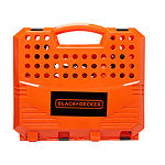 Black+Decker 100-Pc Carrying Case Work Bench And Tools