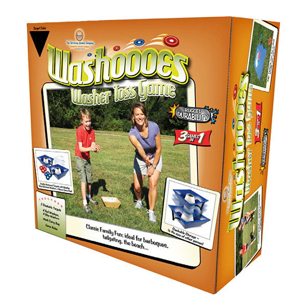 Driveway Games Washooes Washer Tossing Game